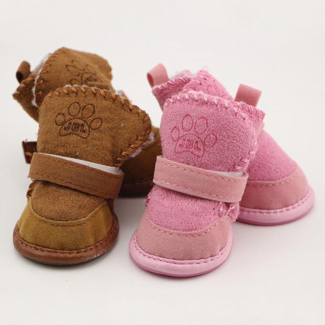 Anti Slip dog shoes Teddy