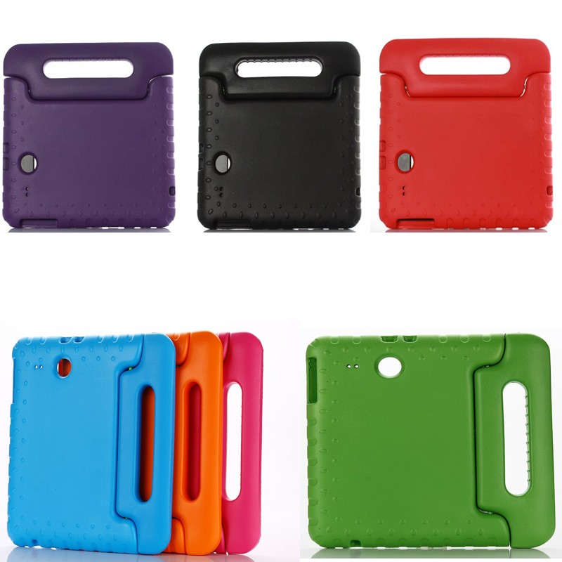 Fashion EVA Shockproof Case Kids Case Super Protection Cover Handle Stand Case For Samsung Galaxy Tab S2 9.7 T810 t815 +stylus