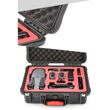 OMESHIN Waterproof Carry Case Hard Shell Suitcase Storage Box Bag F/ DJI Mavic Pro Drone Futural Digital MAY2