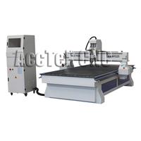 High accuracy AKM1325 woodworking machine 3d cnc router