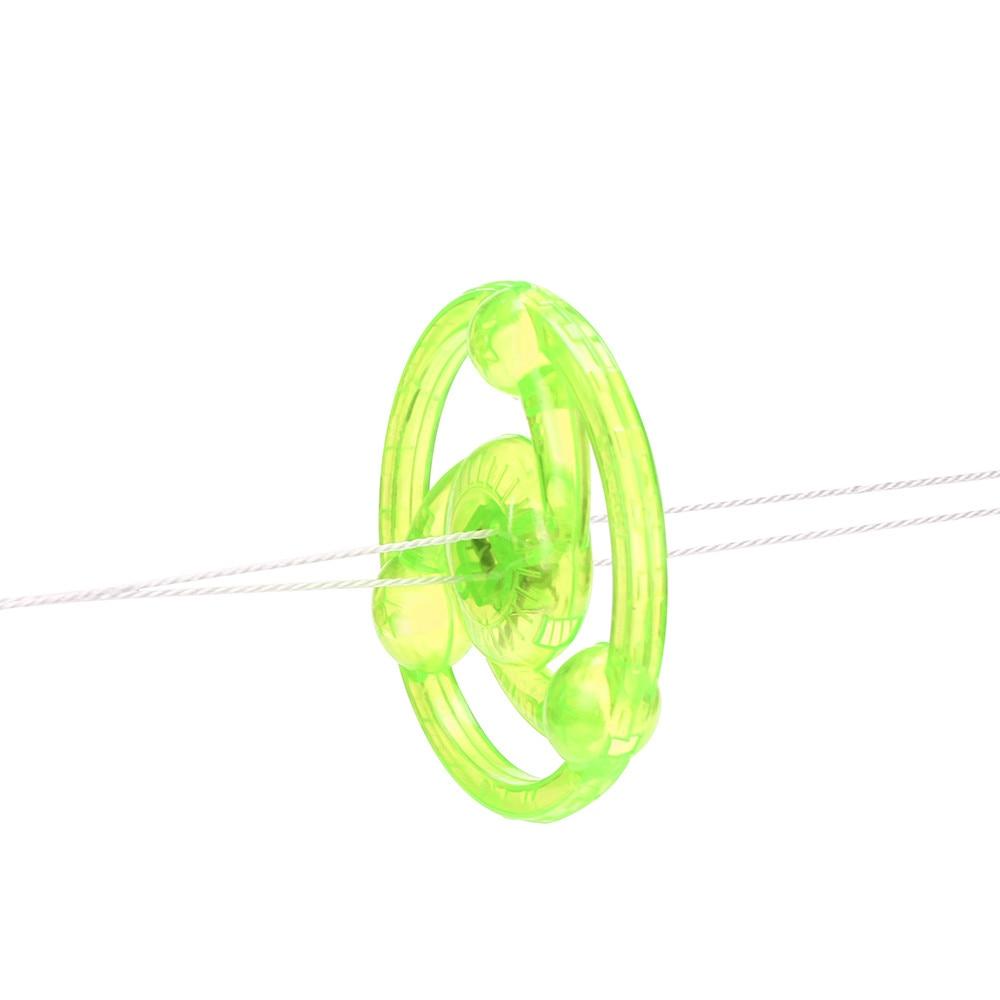 2018 Luminous Flashing Rope Flywheel Toy Led Light Up Toys Novelty 4 kids favors