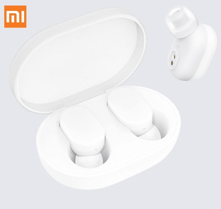 Xiaomi AirDots bluetooth écouteurs jeunes TWS nouveau casque écouteurs mains libres smart AI mi jia mi écouteurs pour redmi note ios