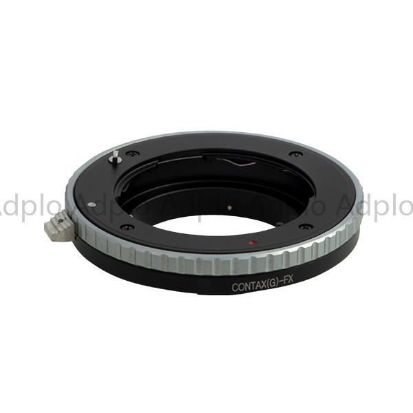 Lens Adapter Suit For Contax G CYG Lens to Suit for Fujifilm X Camera