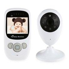 2.4GHz Wireless Infant Radio Babysitter Digital Video Camera Baby Monitor Audio Night Vision Temperature Display Radio Nanny