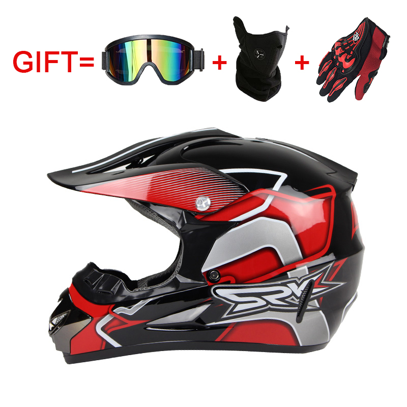 Motorcycles Accessories & Parts Protective <font><b>Gears</b></font> Cross country helmet bicycle racing motocross downhill bike helmet 125