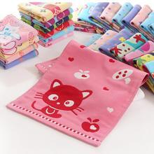 Хлопок, три слоя марли, супер мягкое полотенце для рук, для взрослых и детей, мультяшное полотенце для лица, впитывающее полотенце