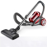 Vacuum Cleaner Household Super Sound Off Mini Small Horizontal Handheld High Power In Addition To Mites