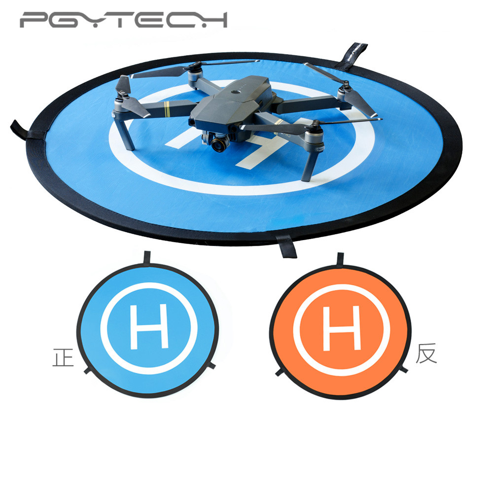 PGYTECH 55CM Fast-fold Landing Pad for Mavic pro/ DJI Spark helipad RC Drone Quadcopter parts Accessories