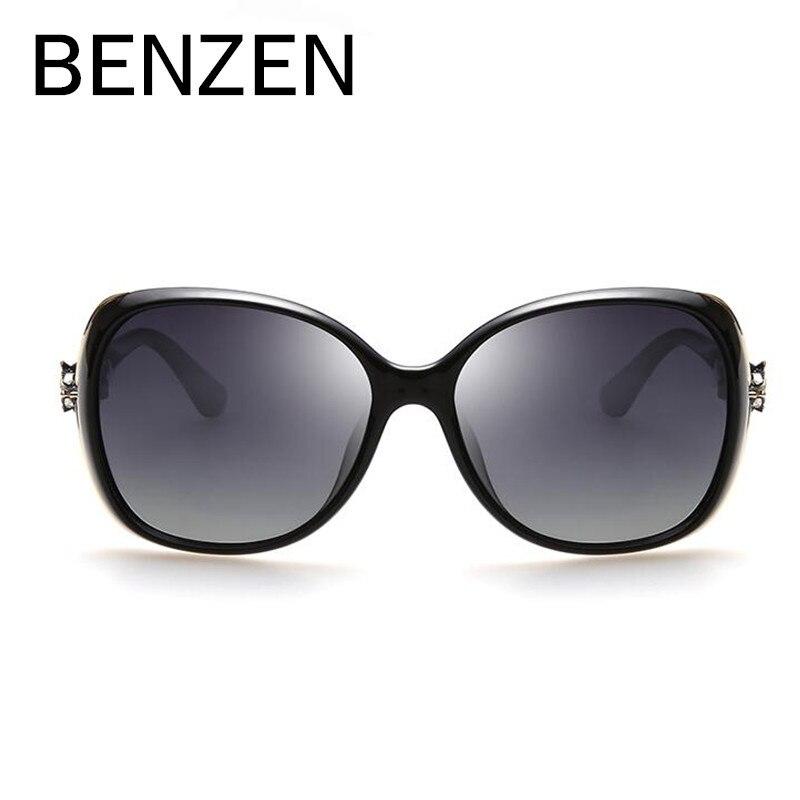 BENZEN Sonnenbrille Frauen Polarisierte Weibliche Sonnenbrille Für - Bekleidungszubehör - Foto 2