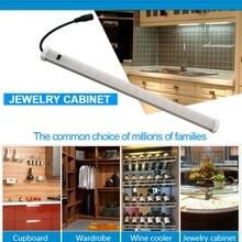 LED Under Cabinet Strip Lights Motion Sensor Switch 12Volt DC Tube/Bar Lamp Caravan Vans Marine Boat Trailers Warm/Cool White
