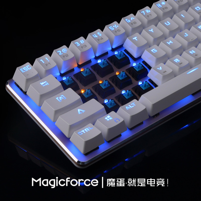 Magicforce Smart 68 Keys Backlit Antighosting Gaming Keyboard