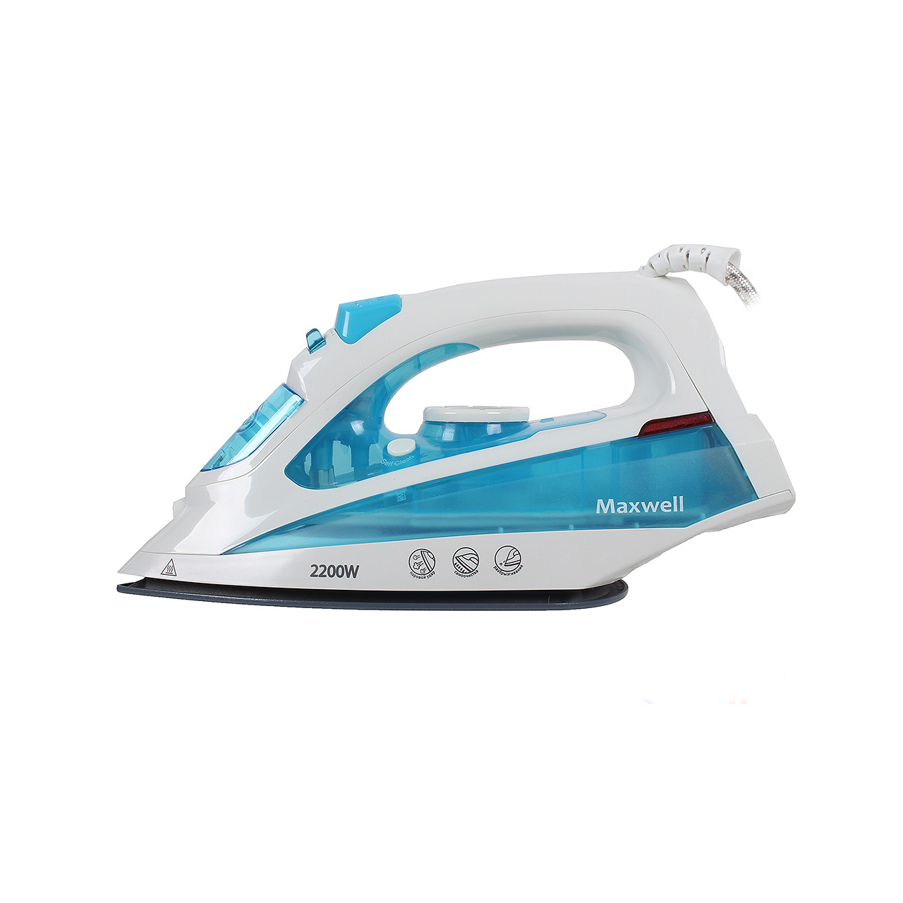 Steam iron Maxwell MW-3055 B