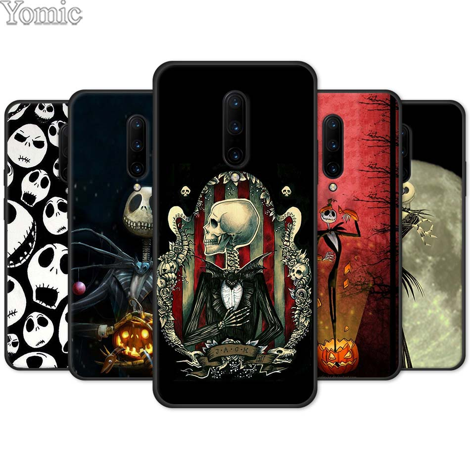 Jack Skellington Before Christmas Soft Cover Shell for font b Oneplus b font font b 7