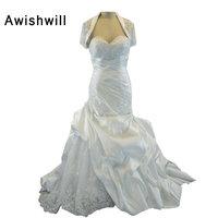 New Arrival With Bolero Jacket Mermaid Wedding Dress Applique Taffeta Beading 2017 Romantic Vestido De Noiva