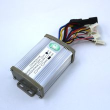 48 V 1000 W Sikat DC Motor Controller EVO Electric Scooter Mainan Skuter DC Controller(China)