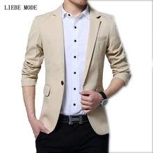 a468c3e7030 Мужской тонкий формальный Блейзер деловой Повседневный пиджак блейзер для мужчин  дешевый большой мужской s Блейзер Masculino