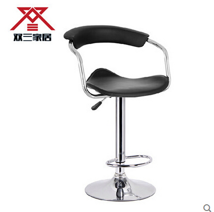High Bar Stool Chairs Wicker Chair Aldi Modern Lift Rotating Fashion Contracted Europe Type Stools
