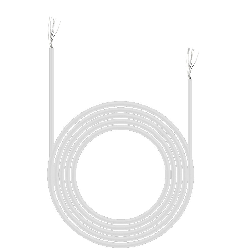 <font><b>UL1007</b></font> <font><b>20AWG</b></font> Cable Stranded Flexible Hookup Wire Cord Electric Line 3/5M Dropshipping Mar29 image