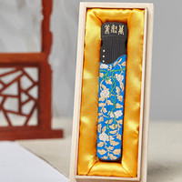Ink Stick Tinta China Calligraphy Ink Calligraphy Writing Chinese Painting Black Oil Soot Chinese Ink Stick Exquisite Gift Box