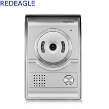 Redeagle 700TVL Цвет телефон двери Камера открытый вход блока машины для 4-провода телефон видео домофон Система контроля доступа