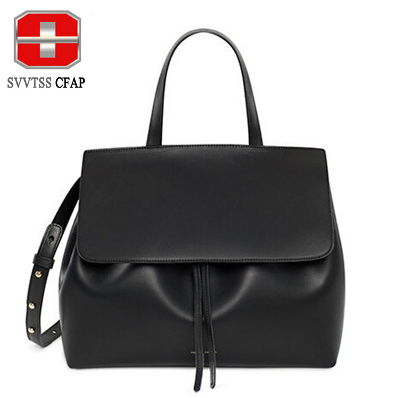 Women bag 2017 Mansur Gavriel bucket bag famous designer brand bags women leather shoulder bag high quality dollar price