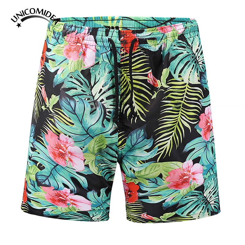 Summer Board Shorts Men Boardshorts Mens Beach Shorts For Swimming Bermuda Surf Swimsuit Man Swimwear Trunks Short Pants
