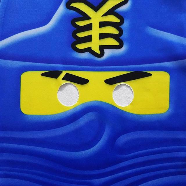 Halloween Lego Ninjago Costumes Boys Jumpsuits Sets 3PCS/SET