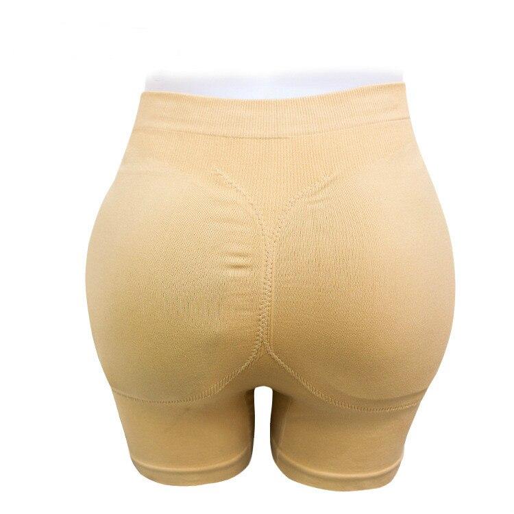 High Waist Abundant Fake Push Up Padded Panties Butt Lifter Hip Pants Sexy Buttock Underwear Control Panties Women Underwear