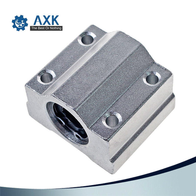 Router Shafts Rod-Parts Linear-Ball-Bearing-Block 3d-Printer SCS13UU CNC SCS8LUU SCS6UU