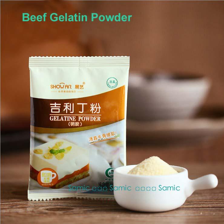 How to drink gelatin powder