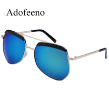 Adofeeno new gafas de sol hombres mujeres gafas de sol para hombre retro vintage gafas de sol gafas de sol gafas unisex de la marca de lujo