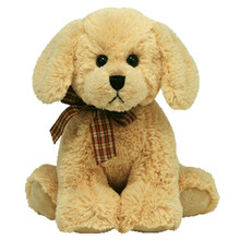 "Pyoopeo Ty Classic 13"" 33cm Goldwyn the Golden Retriever Plush Medium Soft Stuffed Animal Collection Dog Doll Toy with Heart Tag(China)"
