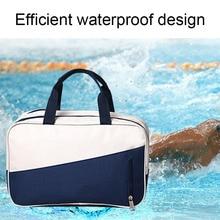 Swimming Swimsuit Storage Bag Swimwear Dry Wet Separation Waterproof for Beach Women Men Best Sale-WT