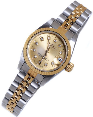 Luxury Brand New Stainless Steel Sapphire Watch Women Lady Automatic Mechanical Diamonds Silver Gold Black Datejust Watches 26mmLuxury Brand New Stainless Steel Sapphire Watch Women Lady Automatic Mechanical Diamonds Silver Gold Black Datejust Watches 26mm