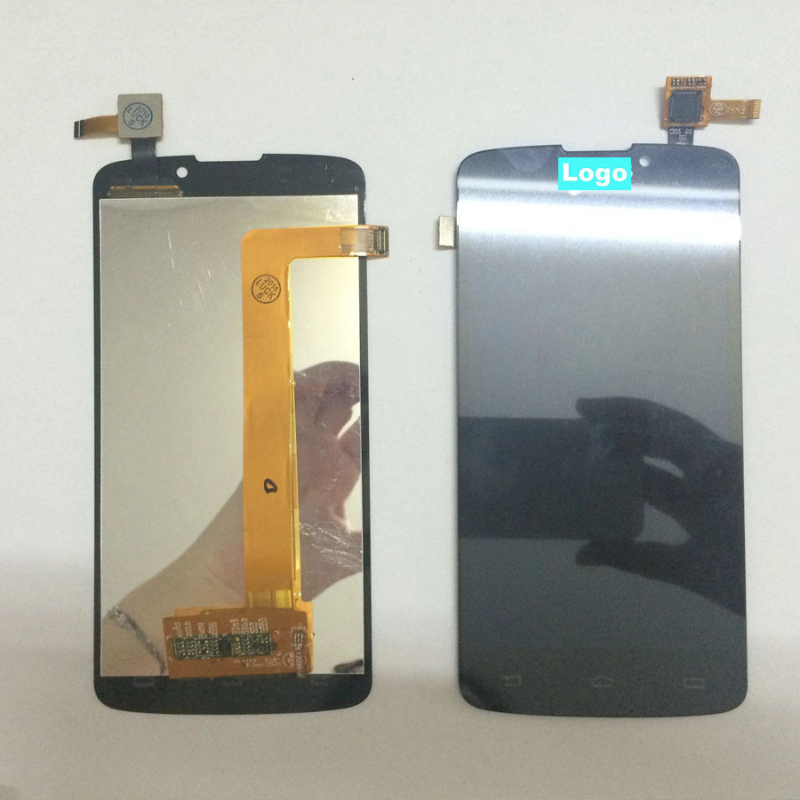 IN Stock 100 Tested New Original LCD For Philips Xenium V387 Display Screen Touch Panel Digitizer