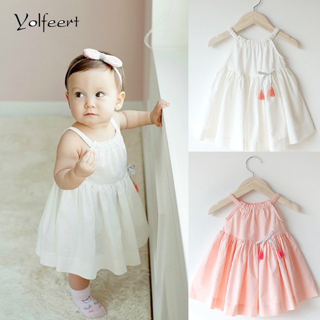738b4711c YOLFEERT 6 12M/12 18M New Infant Baby Girl Dress 1 Year Girl Baby Birthday  Dress Princess Girls Dresses Baby Clothing-in Dresses from Mother & Kids