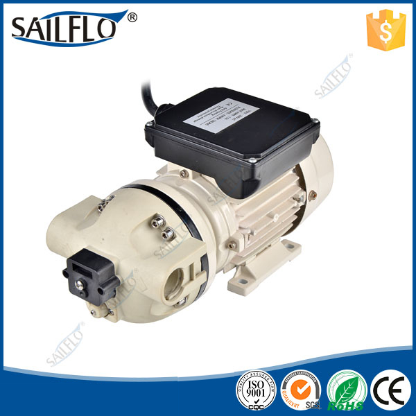 Sailflo HV-40M 230vac  40LPM high flow rate 5 chamber diaphragm pump specially for Adblue liquid dc def adblue pump kit with flow meter and nozzles