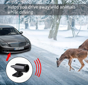 Image 5 - 1pcAnimal Deer Warning Alarm for fiat renault scenic 2 opel vectra c vw lupo chrysler 300c passat b5 panda golf 5 gti