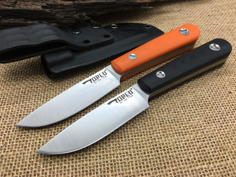 Buy Toplu Small Hunting Fixed Blade Knife D2 G10 Handle Tactical Knife Outdoor Multi Knives EDC Tools Stain Camp Survival Knife cheap