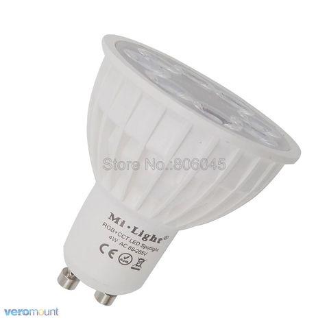 milight pode ser escurecido lampada led 4