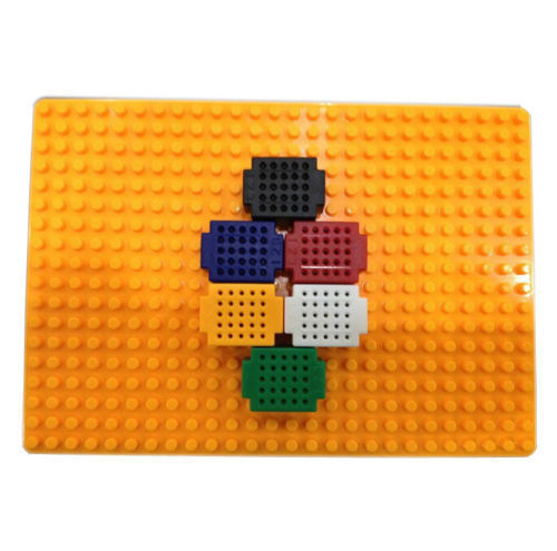 6 Kinds of Color   Total 6Pcs XF-25 Quality  Mini BreadBoard + 1Pcs Base Board
