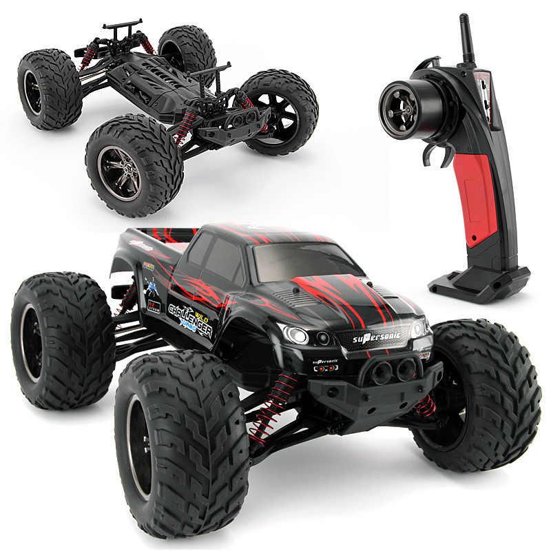 Abbyfrank Байк Kf S911 1:12 2wd игрушка Monster Truck Wl A969 A979 большие колеса мальчик идея подарка Дистанционное Управление автомобиль радио Управление led