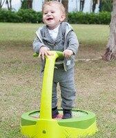 Прыжки спортивные игрушки качели игрушки для детей Детские домашние игры на открытом воздухе подарок