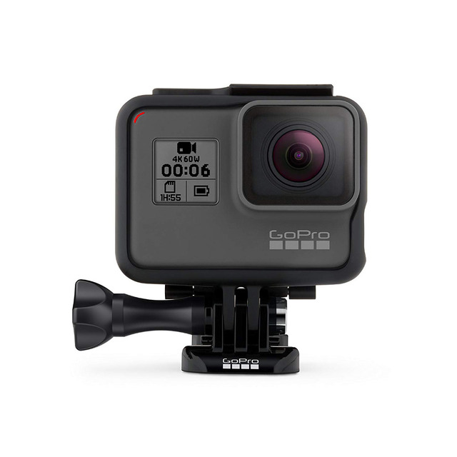 GoPro HERO 6 Black Action Camera With Feiyu Tech G6 3-Axis Handheld Gimbal Stabilizer GoPro Accessories 1