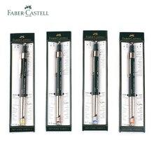 เยอรมนี FABER CASTELL ดินสอ Hard/Soft โหมด 0.35/0.5/0.7/1.0 มม.ออกแบบกราฟิกเครื่องเขียน