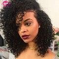 Бразильский Kinky Вьющиеся Девы Волос 3 Bundle Предложения Бразильские Волосы Девственницы Странный Плотный Курчавый Переплетения Человеческих Волос Бразильский Вьющиеся Волосы