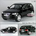 Candice guo! Hot sale Super cool 1:38 mini Touareg alloy model car toy good for gift 1pc