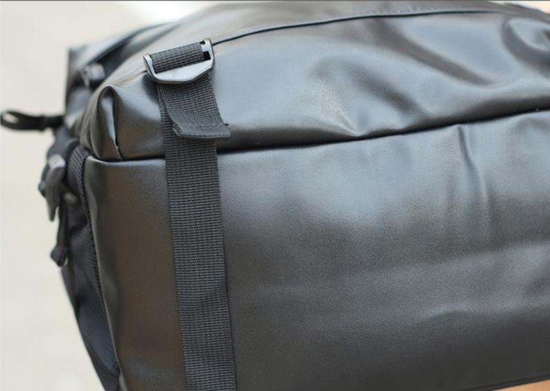 Women BTS Backpack Luminous PU Leather Female Backpacks Waterproof Boys Girls School Bags Teenager Schoolbag Mochila BP0172 (7)