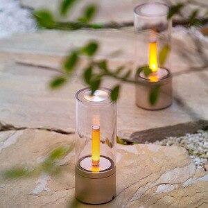 Image 5 - Yeelight Candela światło romantyczna inteligentna kontrola led noc kolacja światło prezent urodzinowy dla dziewczyny yeelight app świeca światło