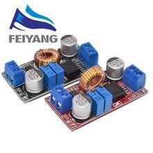 XL4015 5A DC В DC CC CV литиевая батарея понижающая зарядная плата светодиодный преобразователь питания литиевое зарядное устройство понижающий модуль XL4015 E1
